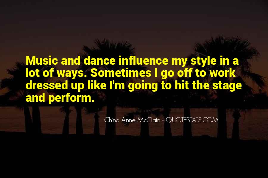 China Anne McClain Quotes #449344