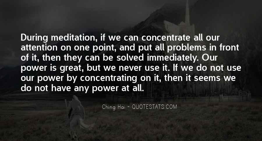 Ching Hai Quotes #217415