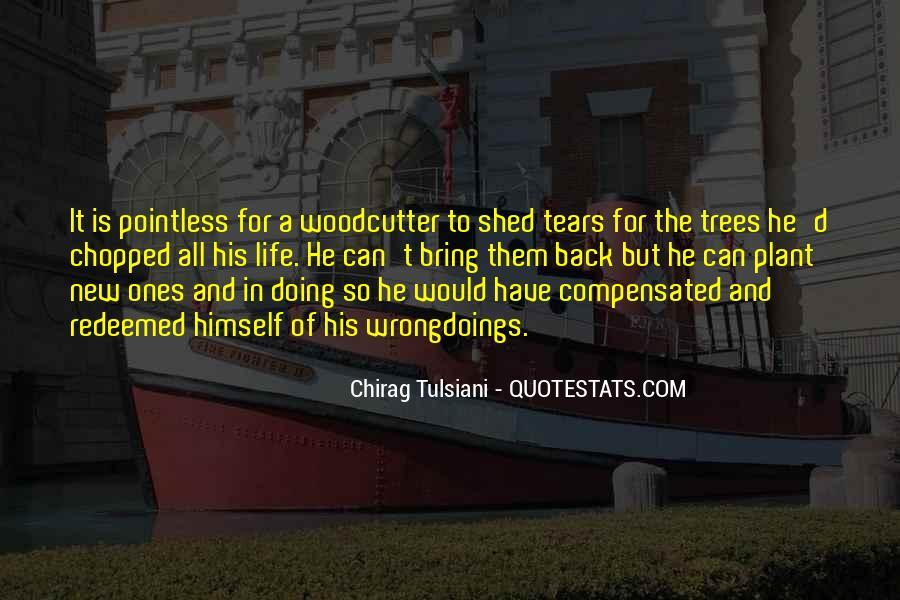 Chirag Tulsiani Quotes #1053331