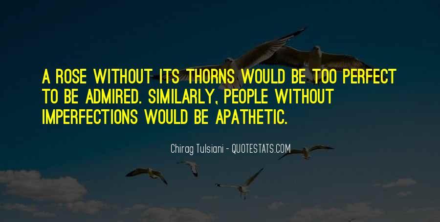 Chirag Tulsiani Quotes #160337