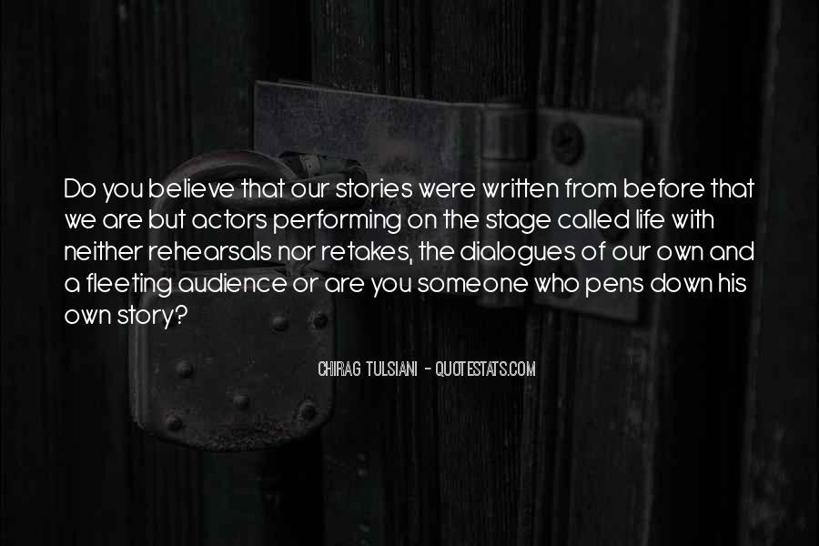 Chirag Tulsiani Quotes #31718