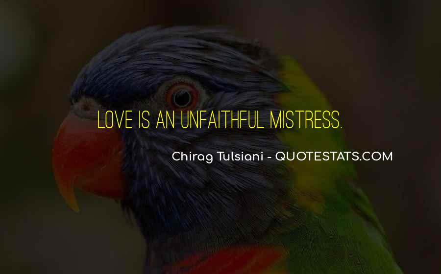 Chirag Tulsiani Quotes #904621