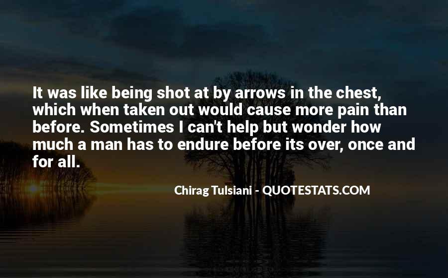 Chirag Tulsiani Quotes #94160