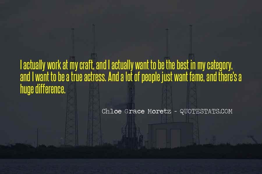 Chloe Grace Moretz Quotes #1089229