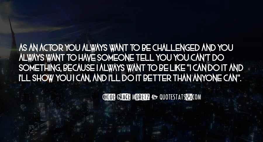 Chloe Grace Moretz Quotes #1098346