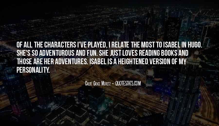 Chloe Grace Moretz Quotes #1117886