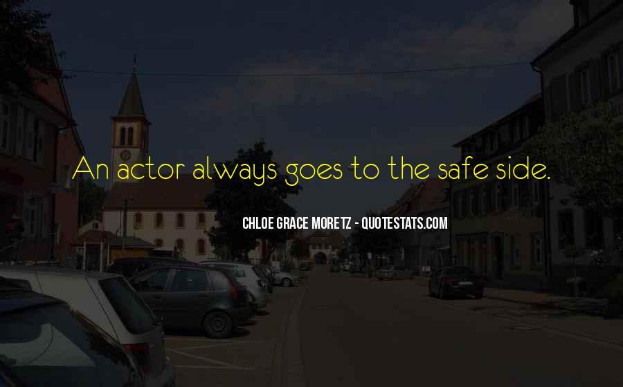 Chloe Grace Moretz Quotes #1162293