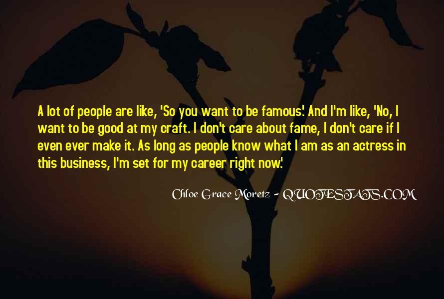 Chloe Grace Moretz Quotes #1237347