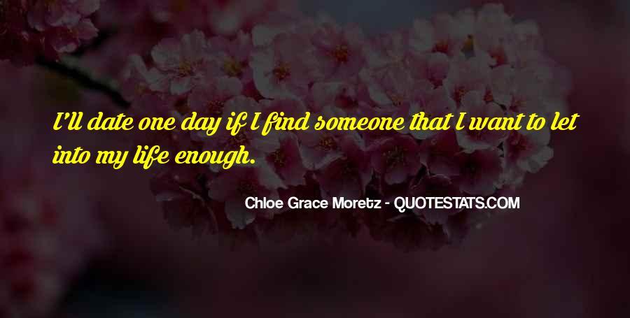 Chloe Grace Moretz Quotes #1248485