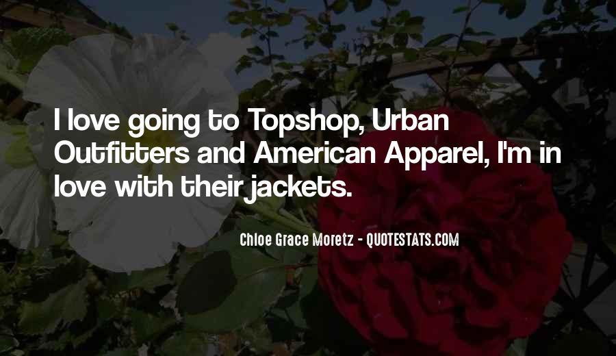 Chloe Grace Moretz Quotes #1534460