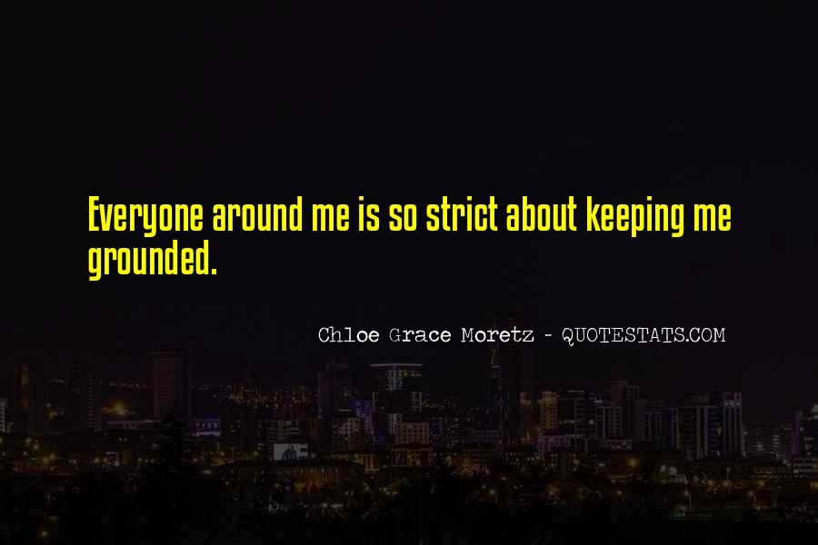 Chloe Grace Moretz Quotes #1577769