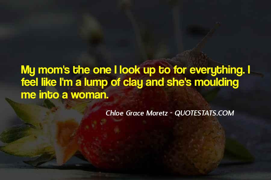 Chloe Grace Moretz Quotes #1611181