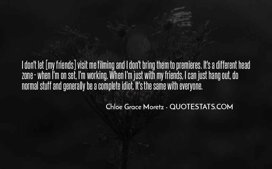 Chloe Grace Moretz Quotes #165078