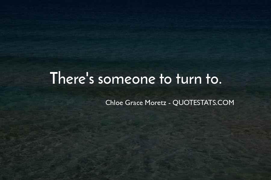 Chloe Grace Moretz Quotes #1710196