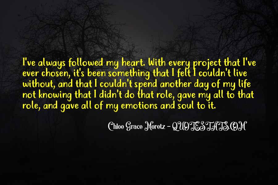 Chloe Grace Moretz Quotes #1769307