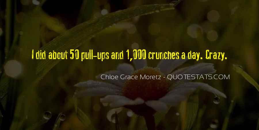 Chloe Grace Moretz Quotes #1808399