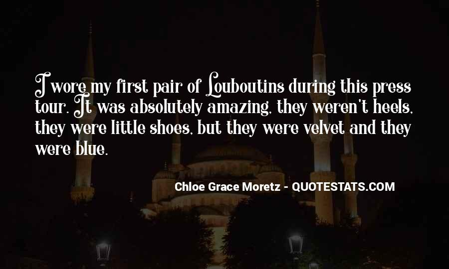 Chloe Grace Moretz Quotes #1862634