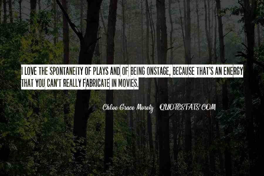 Chloe Grace Moretz Quotes #199282