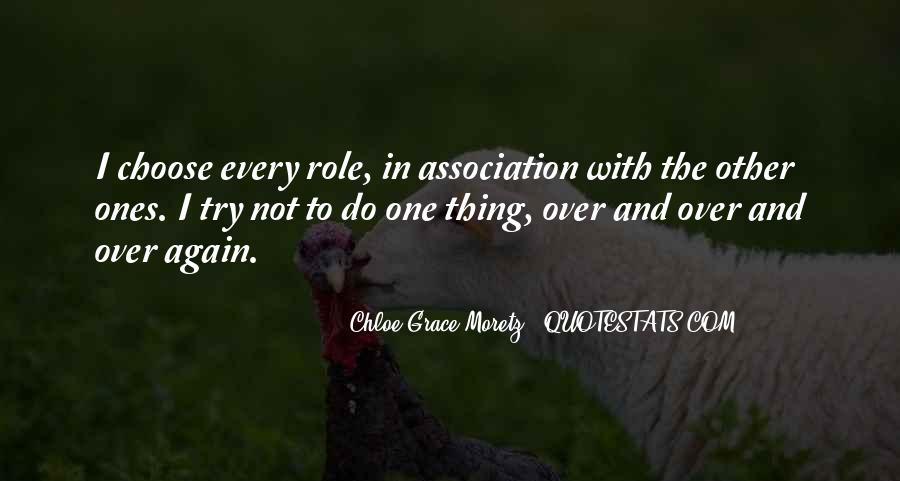Chloe Grace Moretz Quotes #43994