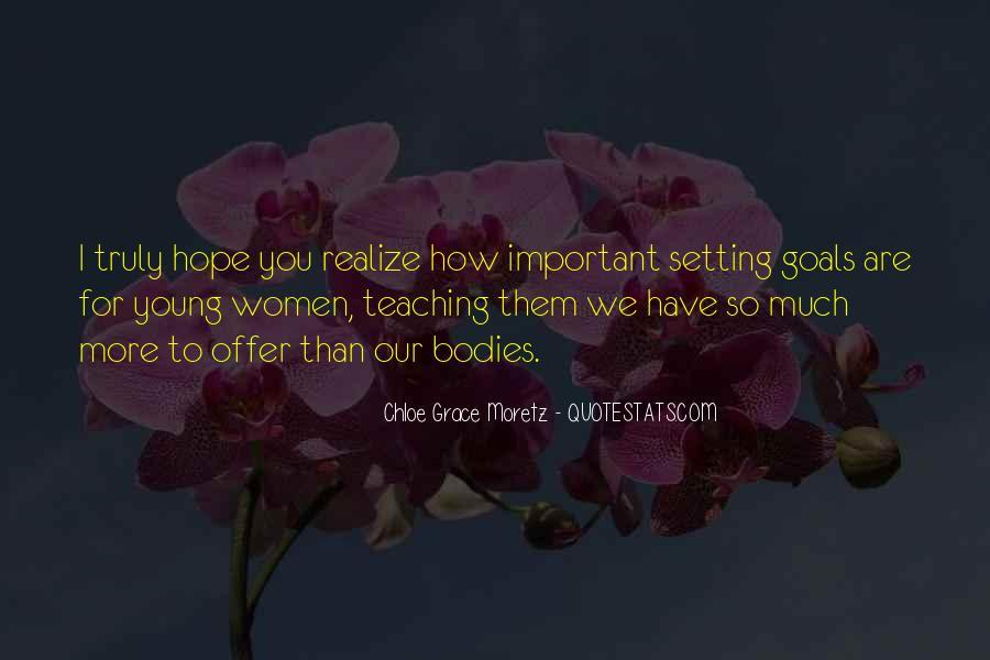 Chloe Grace Moretz Quotes #484189