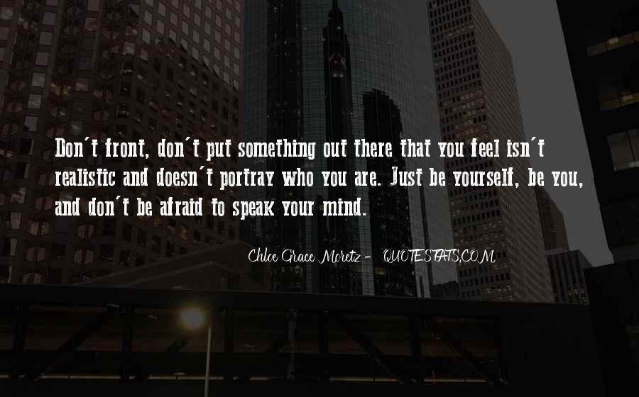 Chloe Grace Moretz Quotes #570712