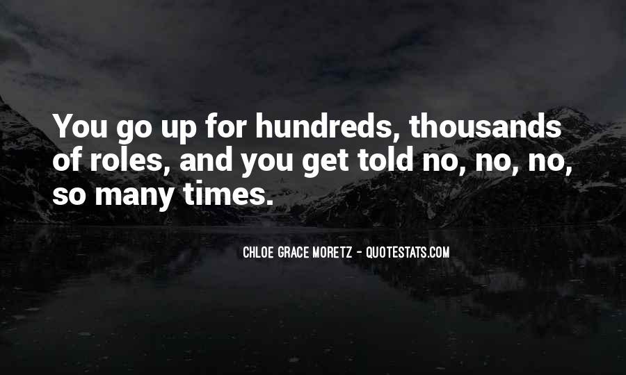 Chloe Grace Moretz Quotes #684110