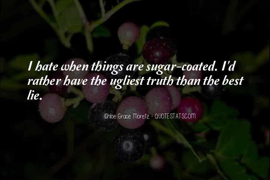 Chloe Grace Moretz Quotes #693310