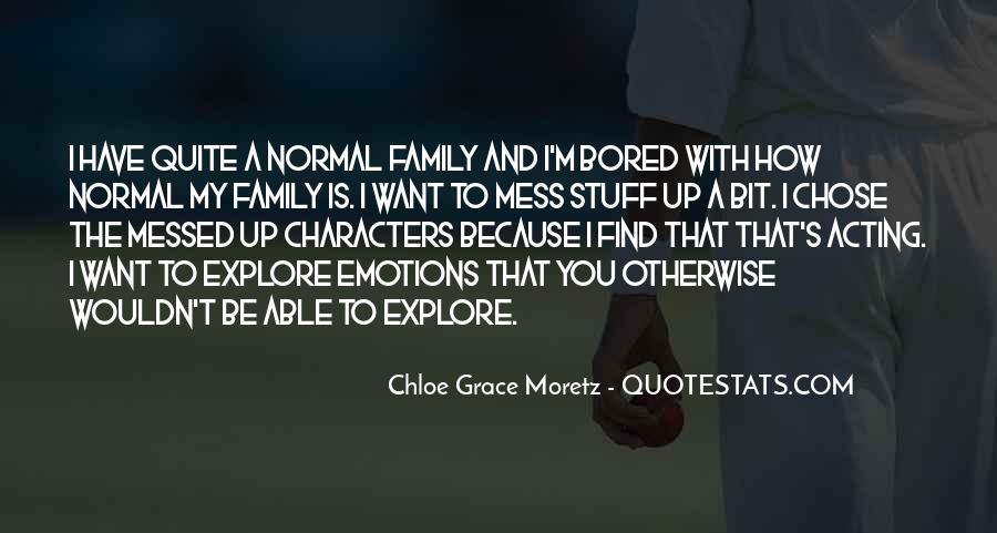 Chloe Grace Moretz Quotes #8192
