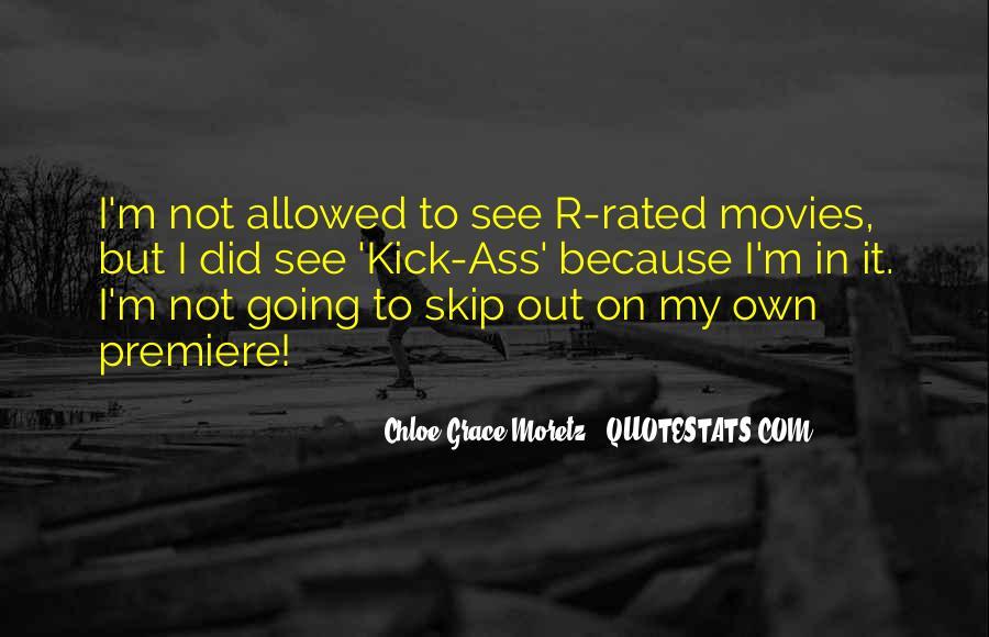 Chloe Grace Moretz Quotes #856989