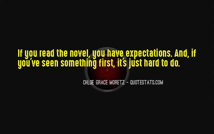 Chloe Grace Moretz Quotes #870207