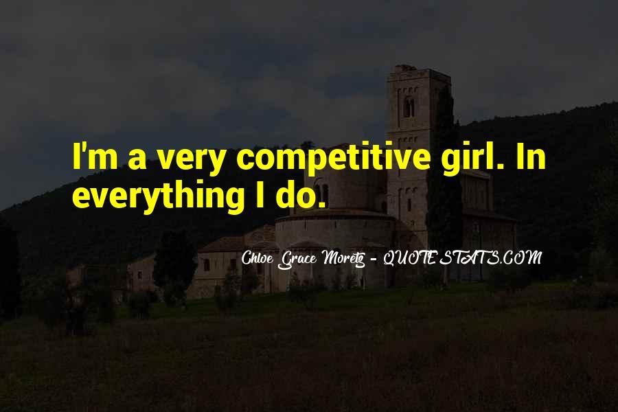 Chloe Grace Moretz Quotes #92263