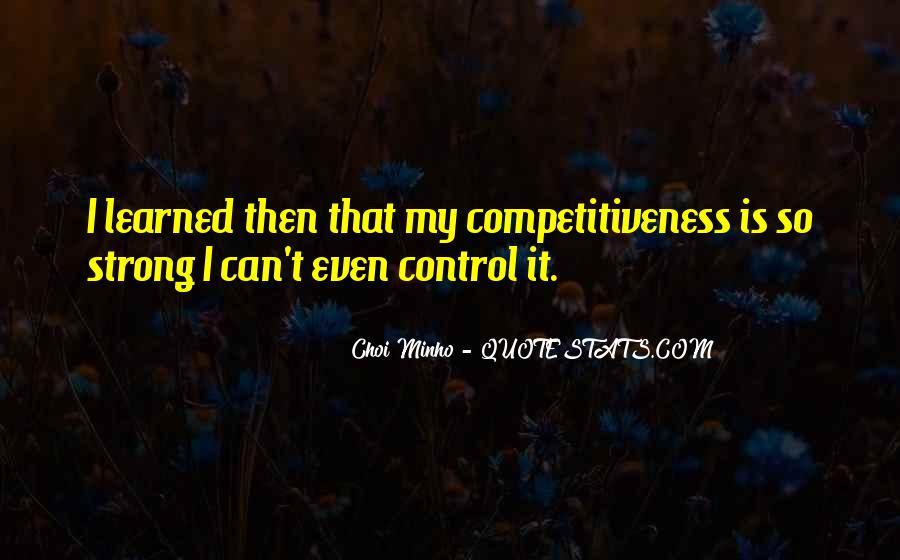 Choi Minho Quotes #1295611