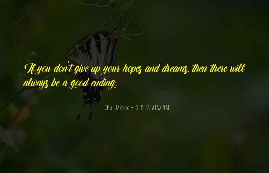 Choi Minho Quotes #1745273