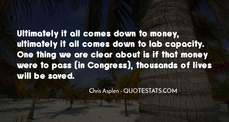 Chris Asplen Quotes #1226300