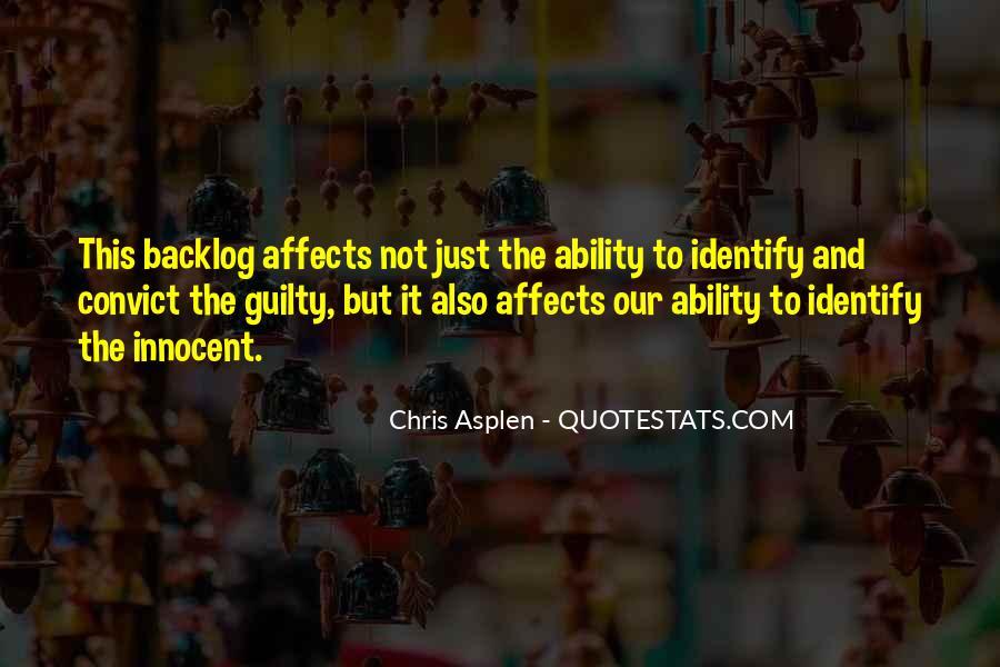 Chris Asplen Quotes #701611
