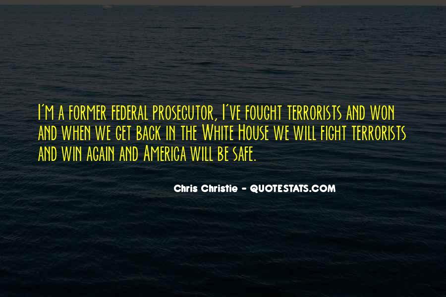 Chris Christie Quotes #1038574