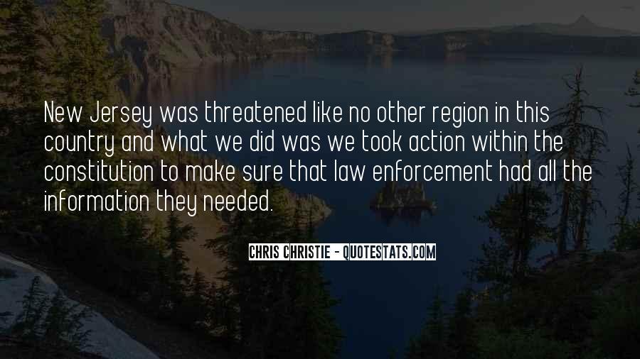 Chris Christie Quotes #1185529