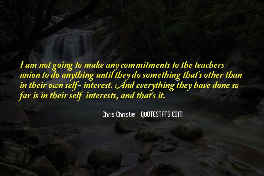 Chris Christie Quotes #1258172