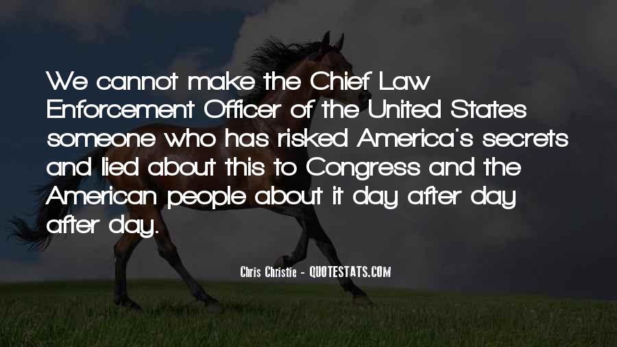 Chris Christie Quotes #1286317