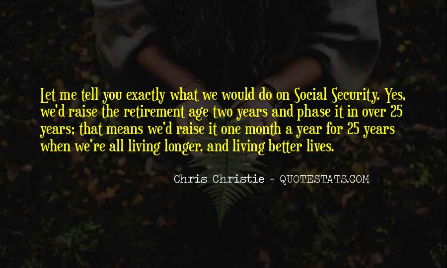 Chris Christie Quotes #1376172