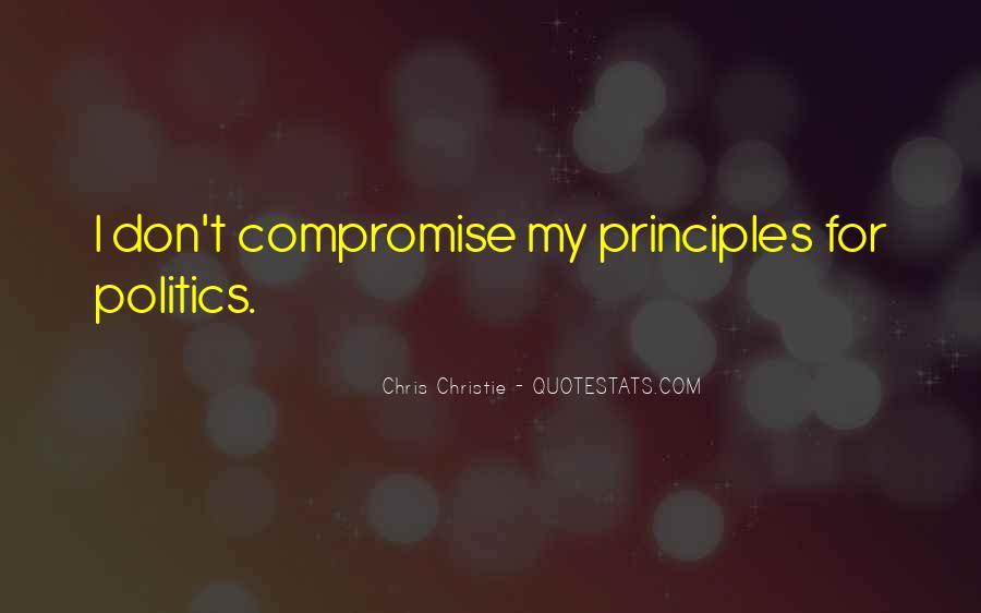 Chris Christie Quotes #1441540