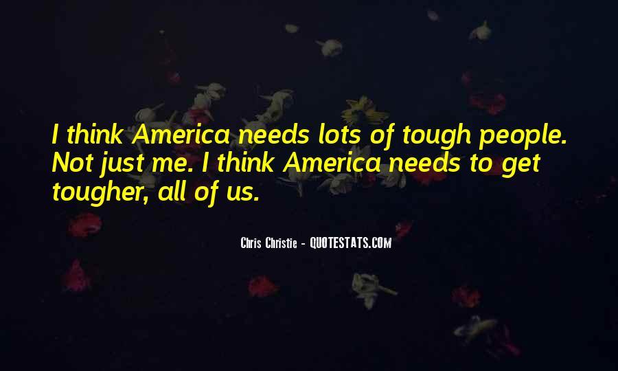 Chris Christie Quotes #1518444