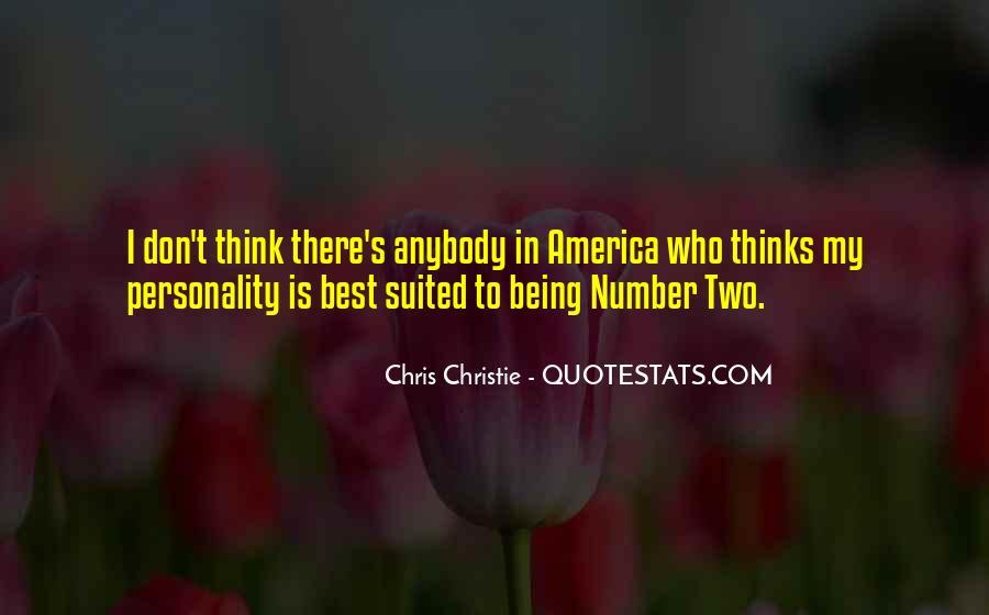 Chris Christie Quotes #1560620