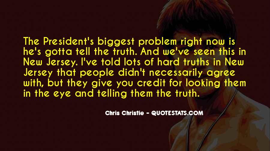 Chris Christie Quotes #1614074