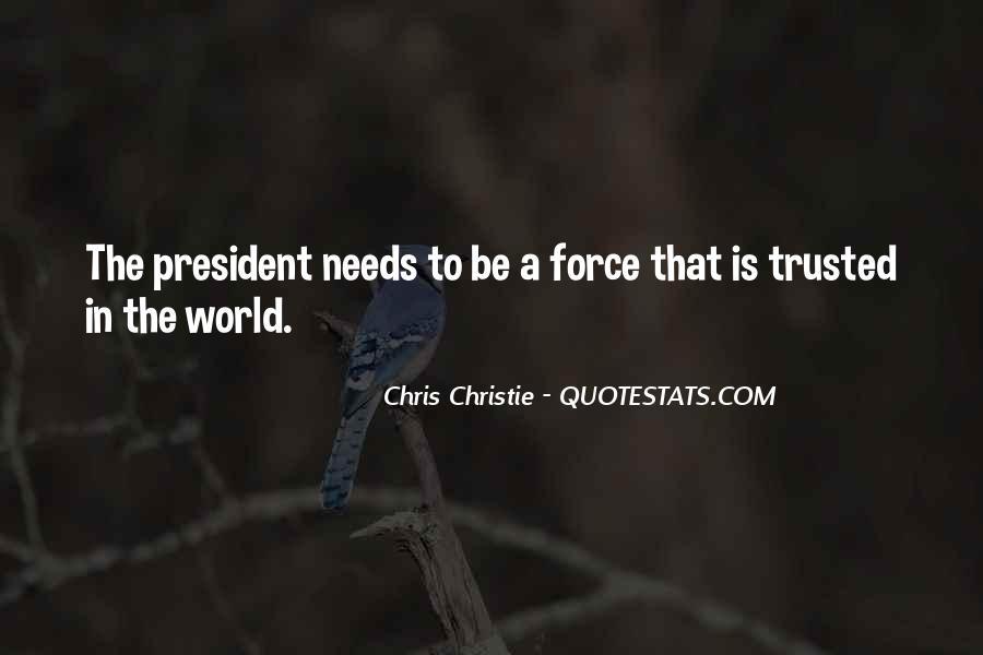 Chris Christie Quotes #1655857