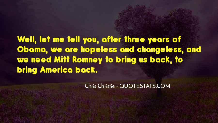 Chris Christie Quotes #1671916