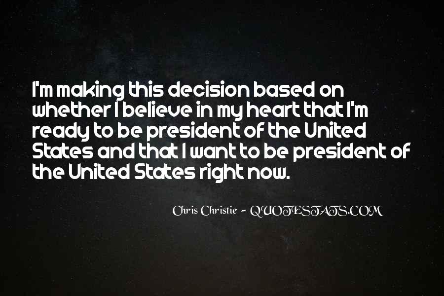 Chris Christie Quotes #1709341