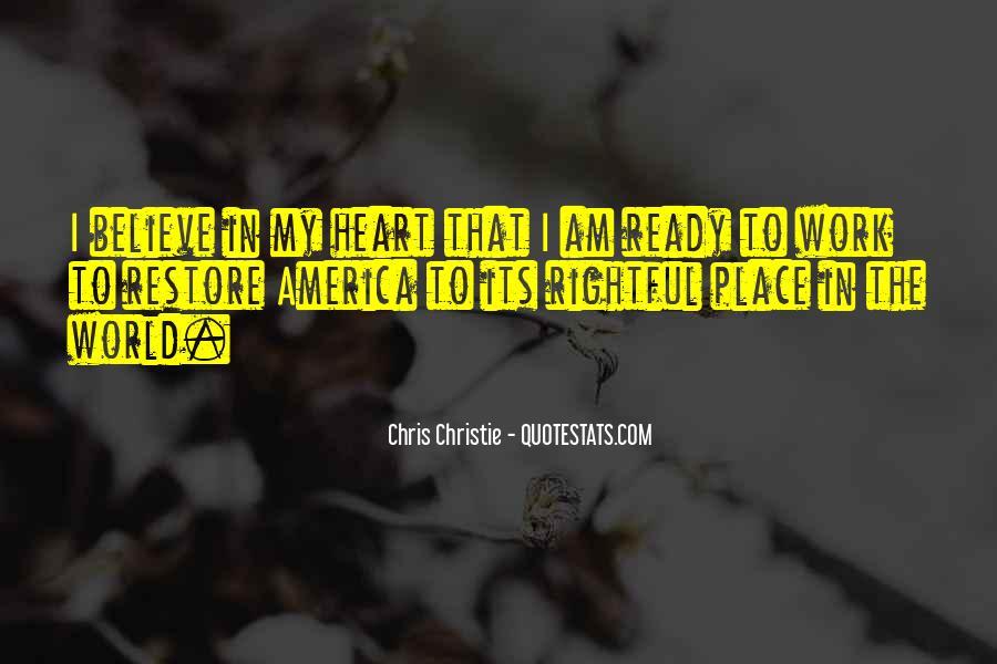 Chris Christie Quotes #1718344