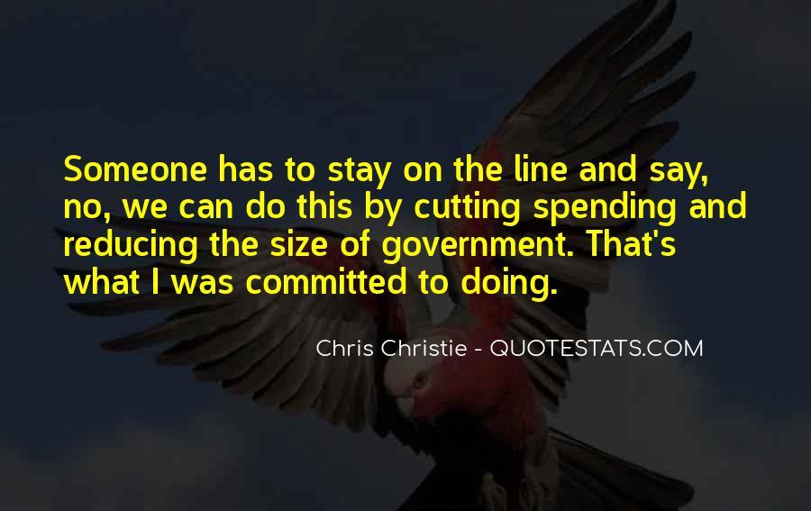 Chris Christie Quotes #1726336