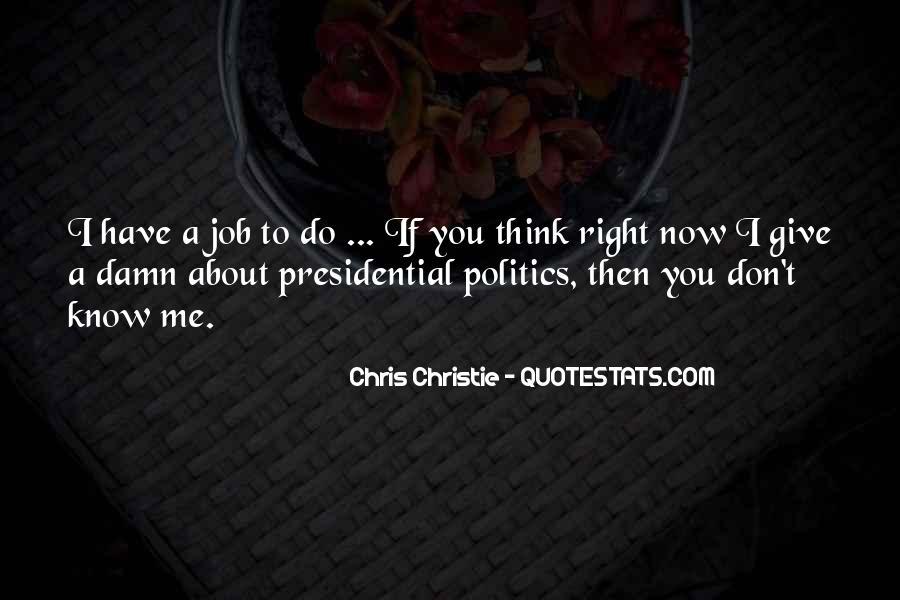 Chris Christie Quotes #1767075
